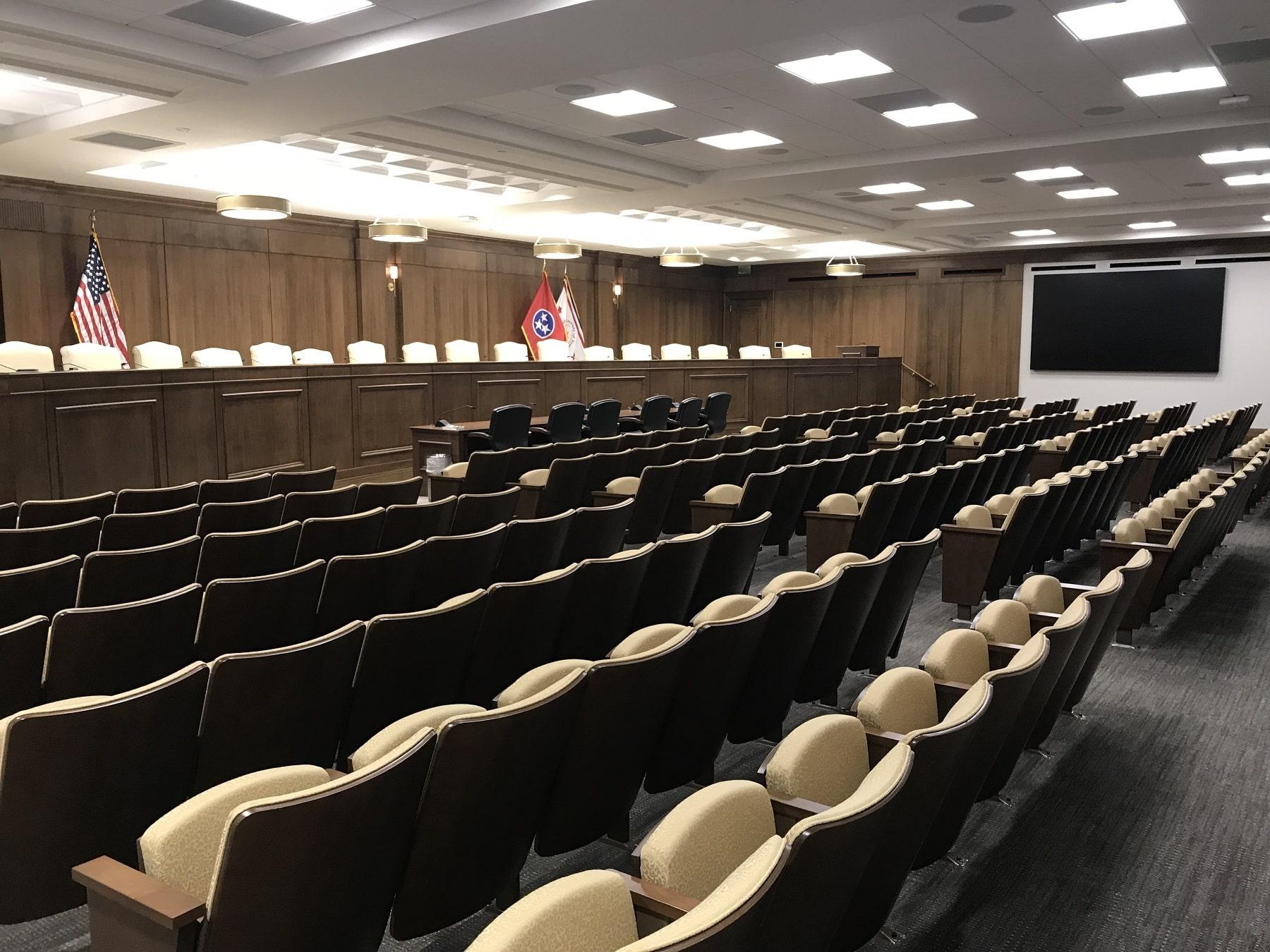 legislative chambers for TN